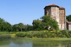 Douves du château de Sanzay (G Koch) (2)