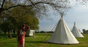 Gîte d'étape – Camping