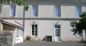 Gîte communal La Chapelle Gaudin