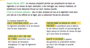 Dispositif « Louer abordable »