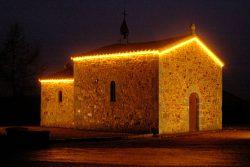 Chapelle Ste Anne Noël