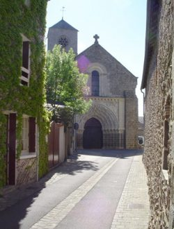 Eglise St Gilles