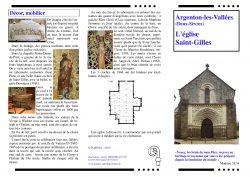 Eglise St Gilles ALV