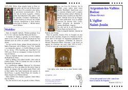 Eglise St Jouin Boësse