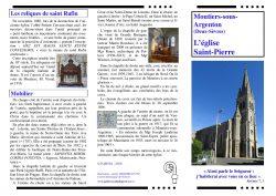 Eglise St Pierre Moutiers-sous-Argenton