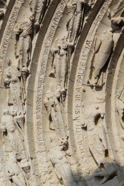 Portail de l'Eglise St Gilles (3)