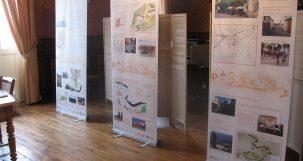 Exposition à Argentonnay